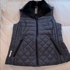 Champion gray vest